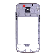 Replacement for Samsung Galaxy S4 Mini I9195 Rear Housing - White