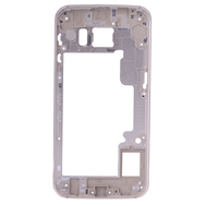 Replacement for Samsung Galaxy S6 Edge SM-G925 Rear Housing Frame - Gold