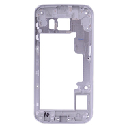 Replacement for Samsung Galaxy S6 Edge SM-G925 Rear Housing Frame - Gray