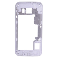 Replacement for Samsung Galaxy S6 Edge SM-G925 Rear Housing Frame - Silver
