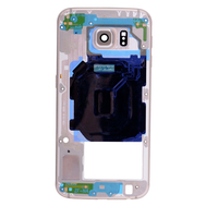 Replacement for Samsung Galaxy S6 G920F Rear Housing Assembly - Gold