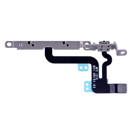 Replacement for iPhone 6S Plus Volume Button Flex Cable with Metal Bracket Assembly