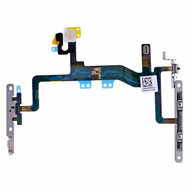 Replacement for iPhone 6S Power Button Flex Cable with Metal Bracket Assembly