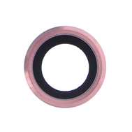 Replacement for iPhone 6S Rear Camera Holder with Lens - Rose