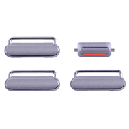 Replacement for iPhone 6S Side Buttons Set - Grey