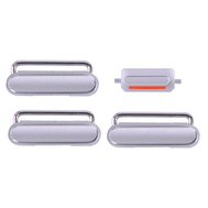 Replacement for iPhone 6S Side Buttons Set - Silver