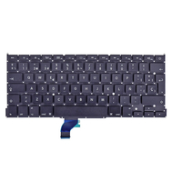 "Keyboard (Spanish) for MacBook Pro 13"" Retina A1502 (Late 2013-Early 2015)"