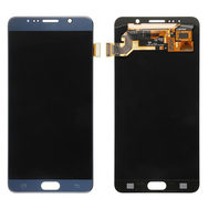 Replacement for Samsung Galaxy Note 5 SM-N920 LCD Screen and Digitizer Assembly Without Home Button - Sapphire