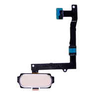 Replacement for Samsung Galaxy S6 Edge Plus SM-G928 Home Button Flex Cable - Gold