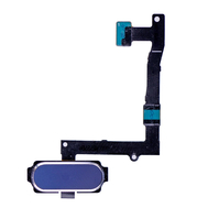 Replacement for Samsung Galaxy S6 Edge Plus SM-G928 Home Button Flex Cable - Sapphire