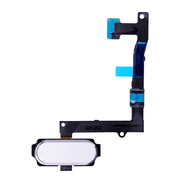 Replacement for Samsung Galaxy S6 Edge Plus SM-G928 Home Button Flex Cable - White