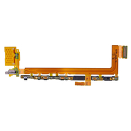 Replacement for Sony Xperia Z5 Plus Side Key Flex Cable Ribbon