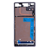 Replacement for Sony Xperia Z3 Middle Frame Front Housing - White