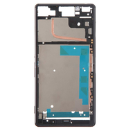 Replacement for Sony Xperia Z3 Middle Frame Front Housing - Black