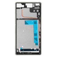 Replacement for Sony Xperia Z3 Middle Frame Front Housing - Green