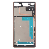 Replacement for Sony Xperia Z3 Middle Frame Front Housing - Copper