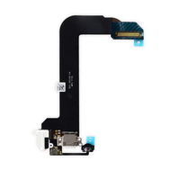 Replacement for iPod Touch 6th Gen Charging Connector and Headphone Jack - White
