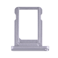 "Replacement for iPad Mini 4/Pro 9.7"" 12.9"" SIM Card Tray - Silver"