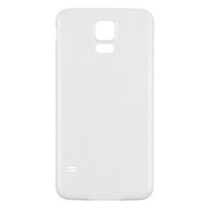 Replacement for Samsung Galaxy S5 Battery Door Replacement with Water-proof Gasket - White