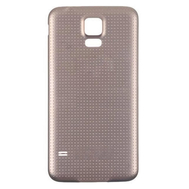 Replacement for Samsung Galaxy S5 Battery Door Replacement with Water-proof Gasket - Gold