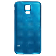 Replacement for Samsung Galaxy S5 Battery Door Replacement with Water-proof Gasket - Blue