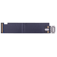 """Replacement for iPad Pro 12.9"""" USB Charging Connector Flex Cable WiFi Version - White"""