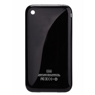 Replacement For iPhone 3GS Back Cover Black