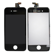 Replacement For iPhone 4 LCD with Digitizer Assembly Black