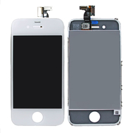 Replacement For iPhone 4 LCD with Digitizer Assembly White