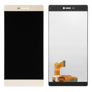 Replacement For Huawei P8 LCD with Digitizer Assembly - Gold
