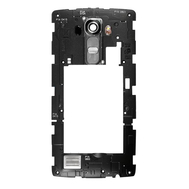 Replacement For LG G4 Rear Housing Assembly - Black