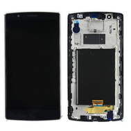 Replacement For LG G4 LCD Screen and Digitizer Assembly With Front Housing Frame