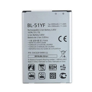 Replacement For LG G4 Battery Replacement (BL-51YF)