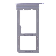 Replacement for Samsung Galaxy S7 Edge SM-G935 SIM Card Tray - Gray