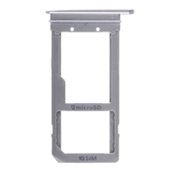 Replacement for Samsung Galaxy S7 Edge SM-G935 SIM Card Tray - Silver