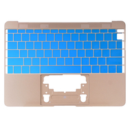 "Gold Upper Case (US English) for MacBook 12"" Retina A1534 (Early 2015)"