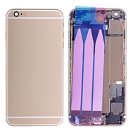 Replacement for iPhone 6 Plus Back Cover Full Assembly - Gold