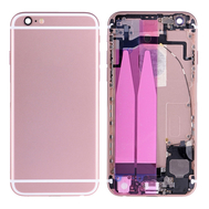 Replacement for iPhone 6S Back Cover Full Assembly - Rose