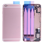 Replacement for iPhone 6S Plus Back Cover Full Assembly - Rose