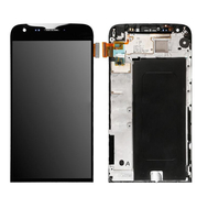 Replacement For LG G5 LCD Screen and Digitizer Assembly with Front Housing Replacement - Black