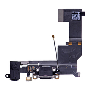Replacement for iPhone SE Charging Port Flex Cable Ribbon - Black