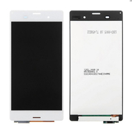 Replacement for Sony Xperia Z3 LCD Screen and Digitizer Assembly - White