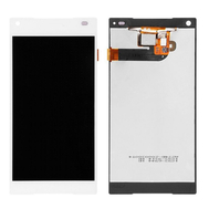 Replacement for Sony Xperia Z5 Compact/Mini LCD Screen and Digitizer Assembly - White