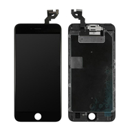 Replacement for iPhone 6S Plus LCD Screen Full Assembly without Home Button - Black
