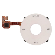 Replacement For iPod Classic Click Wheel White