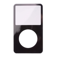 Replacement For iPod Video Front Cover Black