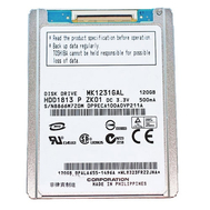 Replacement For Toshiba MK1231GAL 120GB Hard Drive