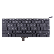 """Keyboard (British English) for Macbook Pro 13"""" A1278 (Mid 2009- Mid 2012)"""