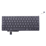 "Keyboard (British English) for MacBook Pro 17"" Unibody A1297 (Early 2009 - Late 2011)"