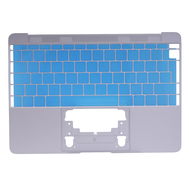 "Gray Upper Case (British English) for MacBook 12"" Retina A1534 (Early 2015)"